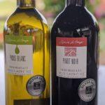 Award-winning Swiss Pinots : Caprice du Temps