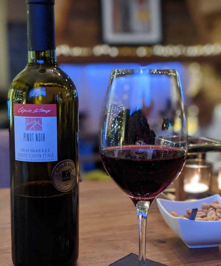 Caprice du Temps, Pinot Noir