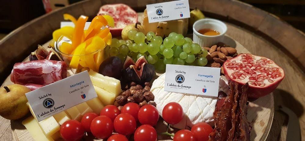 Swiss artisanal cheese subscription box