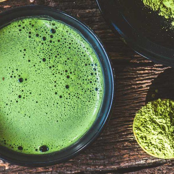 matcha green tea, time to tea basel