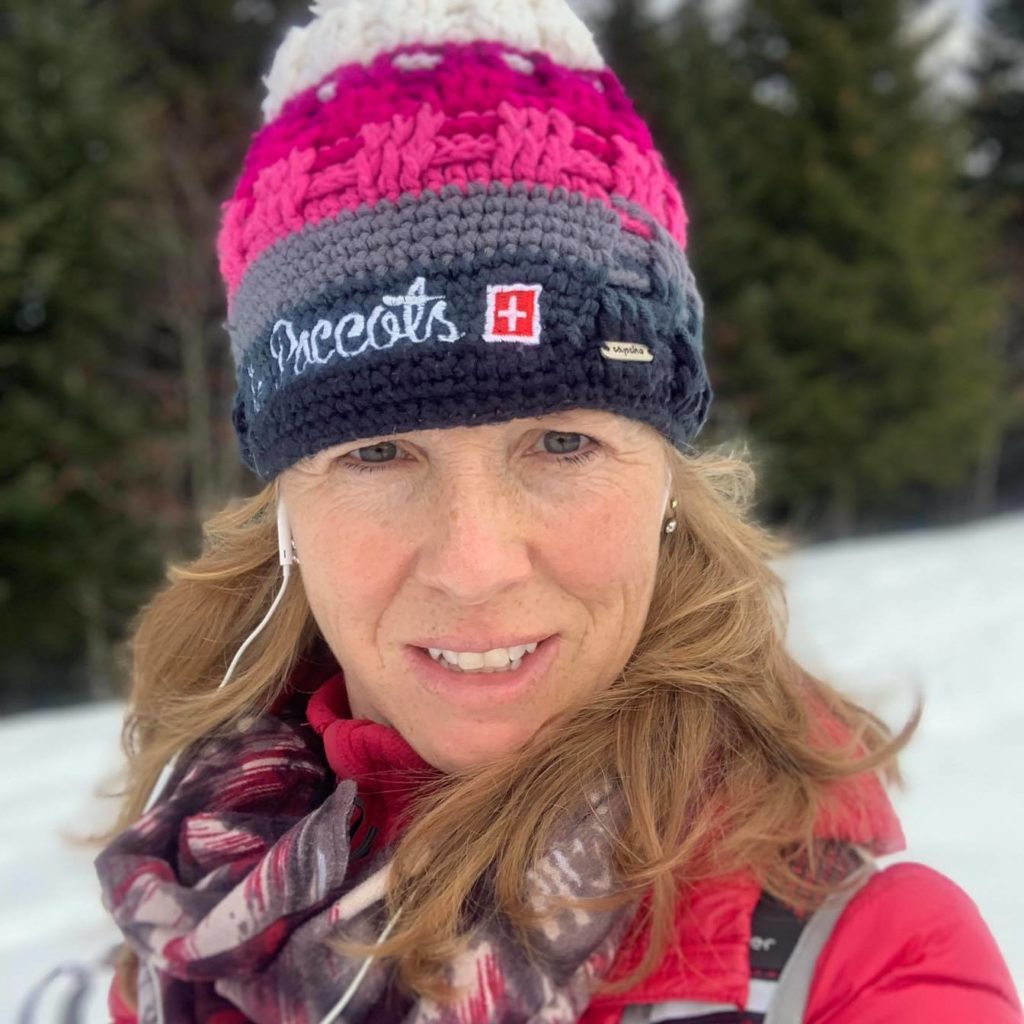 Jen Burke, editor, Edible Switzerland